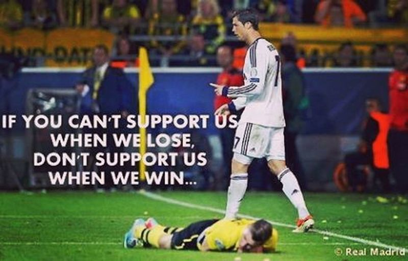 Elclassico2015 Barcawon But real fans should not lose hope . Halamadrid