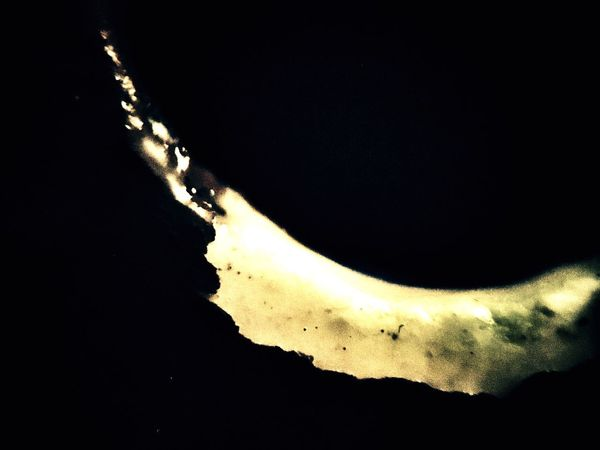 Satellite photo Night No People Nature Tranquility