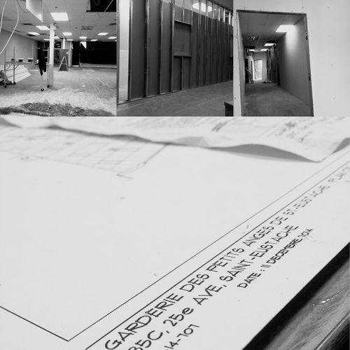 Construction Garderie MTL GlcentretienmenagerRenovation
