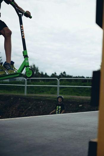 Capturing Freedom Kids Xf35mm Ramp Vert Kickbike Fuji Xpro1
