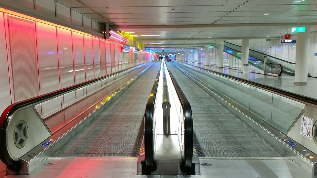 Mobility In Mega Cities Transportation Illuminated Indoors  Architecture The Way Forward Travel Convenience