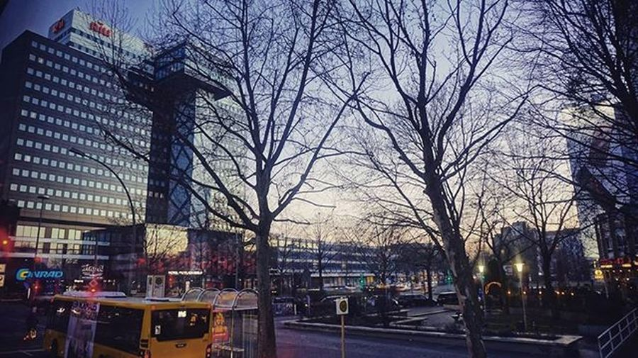 Blick zum Hotel Riu Plaza Berlin und zum Conrad Shop Hotelriuplazaberlin Conradshop Sonyalpha5000 Happy NiceWeek