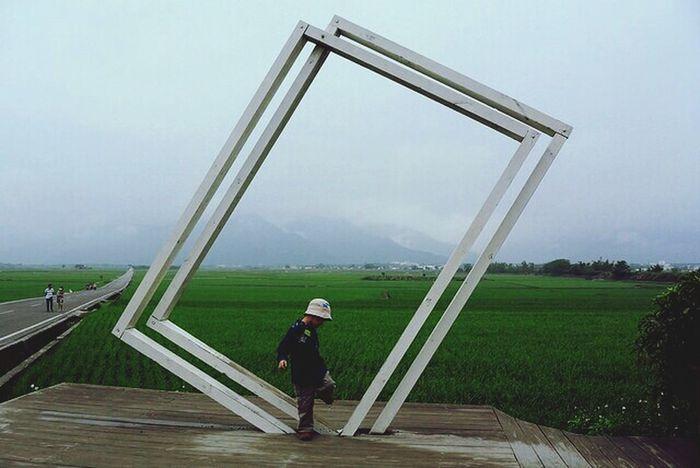 伯朗大道 Frame Landscape Traveling