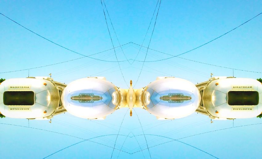 Airstream Tripping Pods Mirrored Effect Mirroredimage Trailer Mirrored Image Roundness Airstream Airstream Trailer_collection Airstream Trailer Metallicpods Airstreamtrailercollection Metallic Pods Airstream Trailer_collection Mirrored Edit Pods!!!! Trailers Mirror Effect Metallic Mirroring Curves Newtake