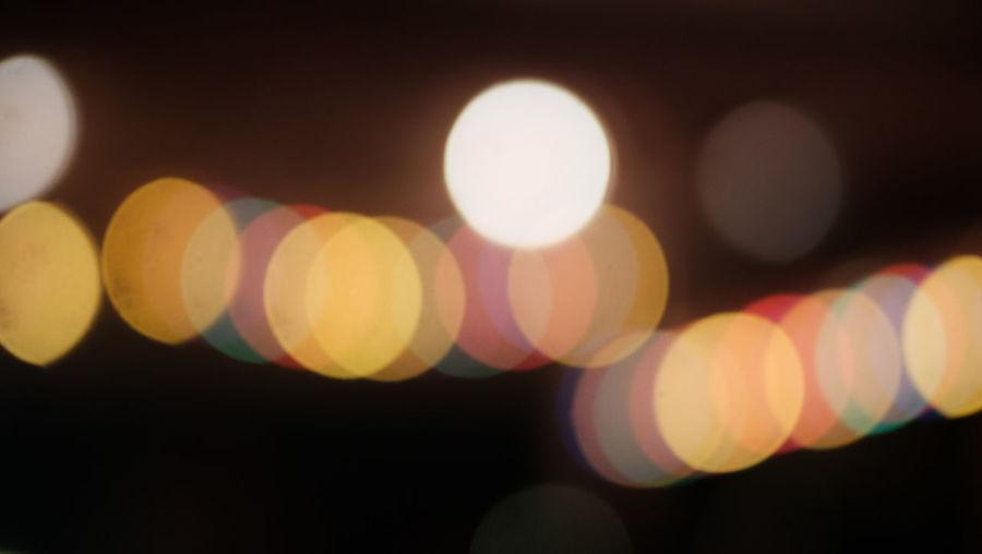 Abstract Backgrounds Bokeh Bokeh Lights Bokeh Photography Dark Light Night No People Outdoors