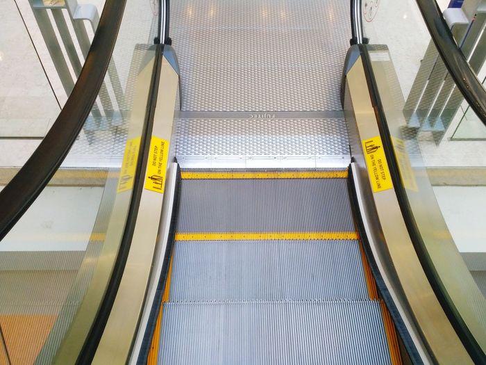 escalator in shopping mall. Transportation Escalators And Staircases Escalator Design EyeEm Selects