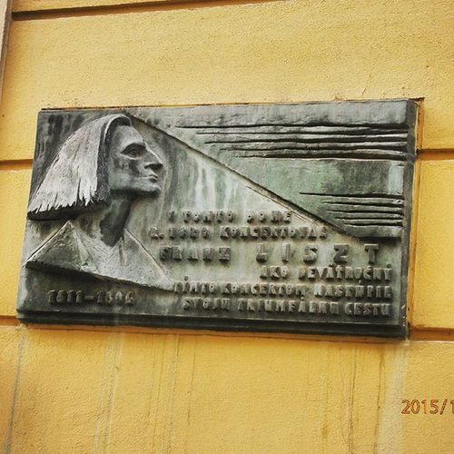 Bratislava Pozsony Mik Lisztferenc Classicmusic Composer Pianist