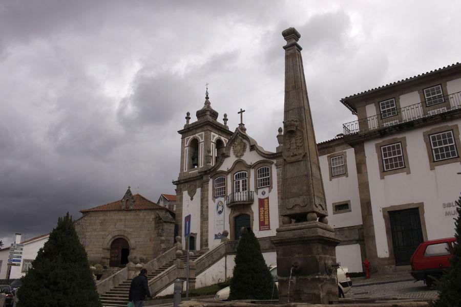Igreja da misericórdia - February 2016 || Citybycity Eye Em Around The World Winter Seia Serradaestrela Portugal