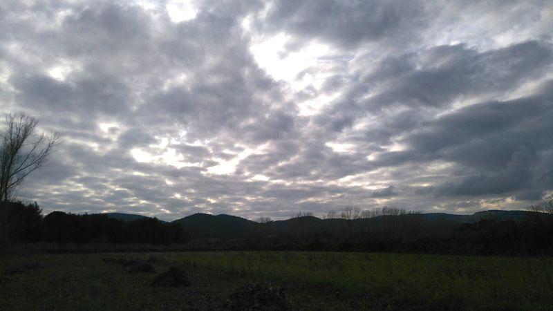 Showcase: December Sony Xperia Clouds Mountains Nubes Montanas Landscape Paisaje Jerica Castellón España SPAIN