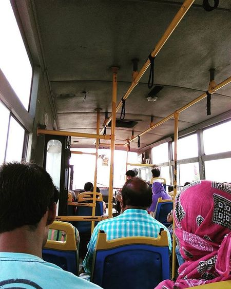 When Nagpur buses are empty... Nagpur_boys_nd_girls_shoutout Travel to Office Rushhours 1hr