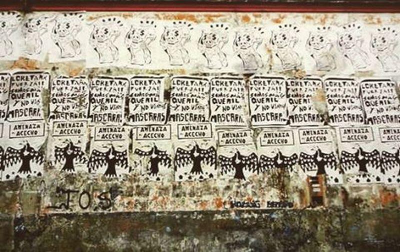Streetpropaganda Againsthesystem Iquitos  Fuckpolitics