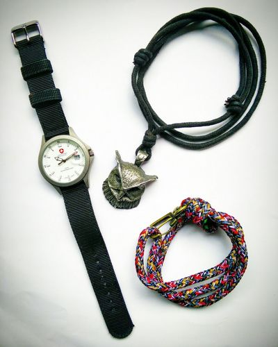 Ootd Accessory Accesories Watch Bracelet Necklace Awesome Amaze Cord