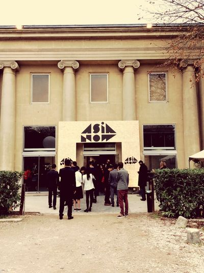 Asia Now Exhibition Pierre Cardin Paris