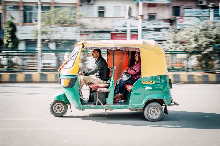 India Indiapictures Panning Rickshaw Transport Transportation Traveling An Eye For Travel Mobility In Mega Cities