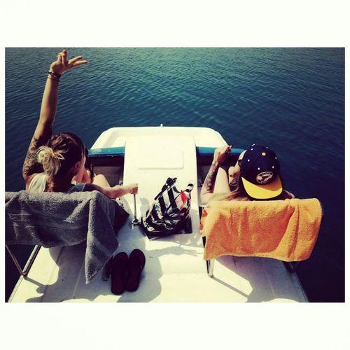 SundayFunday Girlswithtattoos Summer Beautiful Day Friends