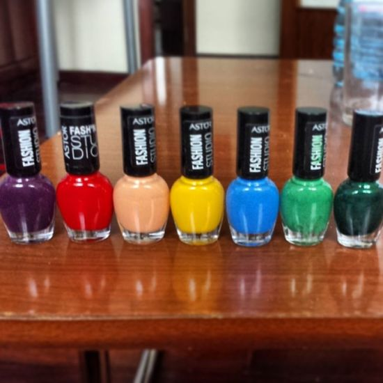Colours Astor Nails