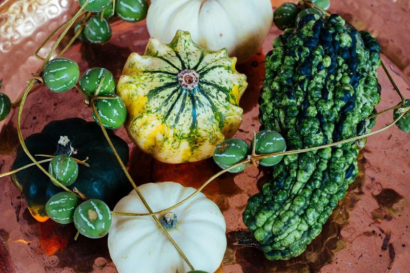 Vegetable Food And Drink Pumpkin Healthy Eating Food Variation High Angle View No People Table Fruit Squash - Vegetable Day Freshness Indoors  Close-up Gourd Foodphotography Autumn Colors