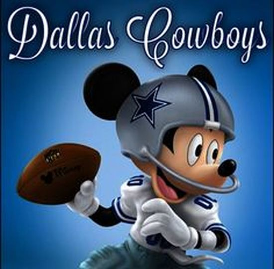Go Cowboys! Who's ready? Dallas Cowboys