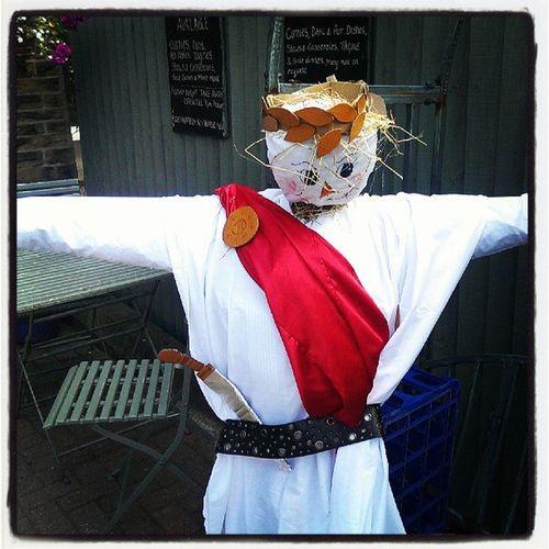 Caesar Scarecrow Menston