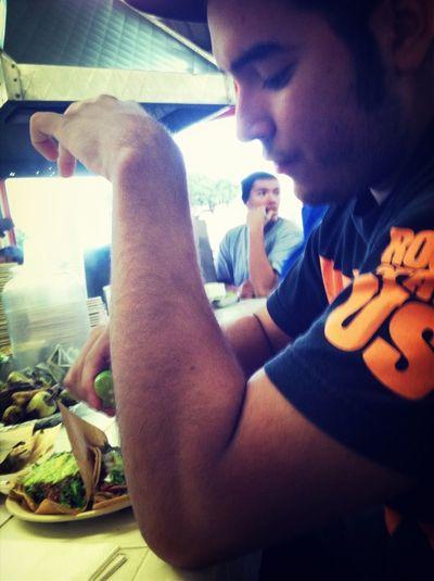 Tj tacos!!! (: