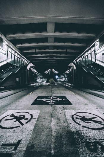 🚷 Urbex Urban Exploration Subway Subway Station Bus Station Seattle Seattle, Washington EyeEmNewHere