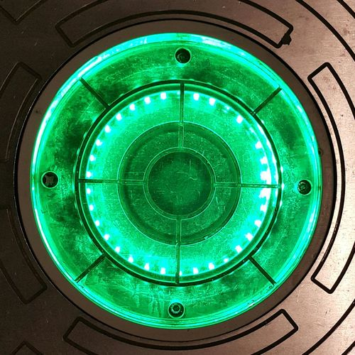 Green Color Green Futuristic Night Light Lamp Green Light Science Fiction Green Color Close-up No People Concentric The Creative - 2018 EyeEm Awards
