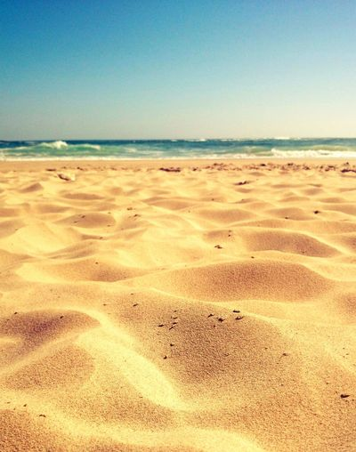 Beautifull beach Enjoying The Sun Sea Relaxing