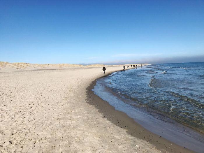 Tranquility Beach Beauty In Nature Scenics Topofdenmark Sand skagen