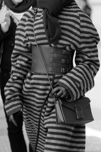 Fashion Belt  Close-up Fashiondetails Fashionphotography Lifestyles Luxury Outdoors Real People Warm Clothing Women