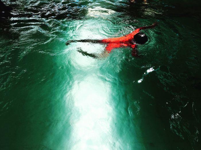EyeEm Best Shots The Week Of Eyeem Swimming Red Color Sommergefühle Breathing Space