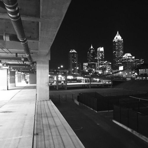 Monochrome Atlanta IPhoneography Iphone6 Iphoneonly