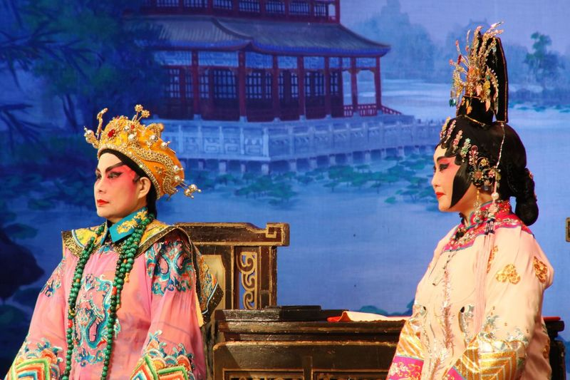 Cantonese Opera Stagephotography Tadaa Community Actor Actress Emperor Empress