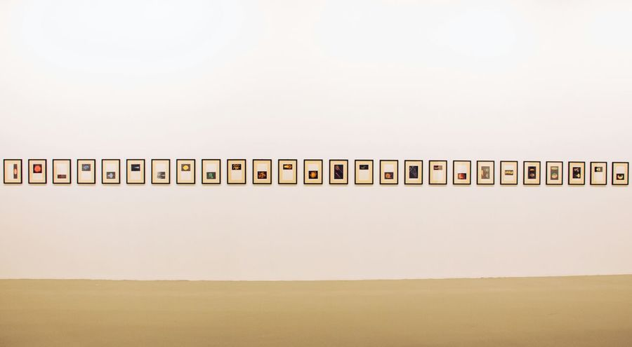 Simplicity Taking Photos Exhibition Canonphotography Canon Canon 70d ArtWork Art Frames Istanbulmodern Pattern Pieces