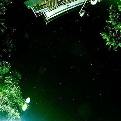 Japan Miyazaki Takachiho Sky Night Start Star Tree Lighting Dark Gopro Wide 高千穂 空 星