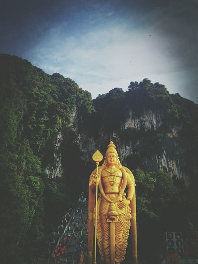 Became a foreigner at my own country. My first time to Batu Caves Hindu Temple Kuala Lumpur Amazing View