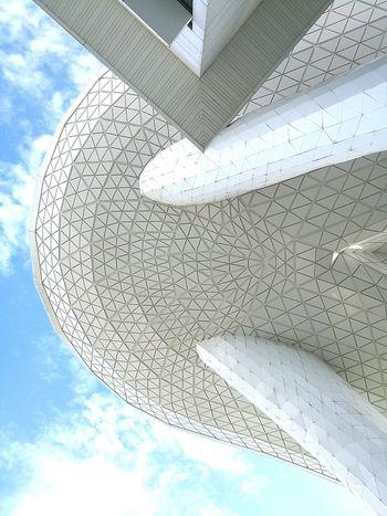 Green building Architecture Buildings & Sky Afterwork Malaysiaborneo Sarawak UCTS Neweyeemhere EyeEmNewHere