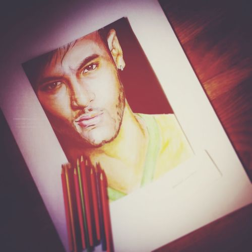 Drawing FIFA World Cup Brasil Neymar  Football