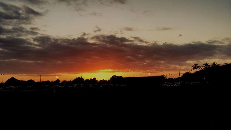 Sunset 🌅 on west side of Kauai Life Is Beautiful Westside Sunset Kauai