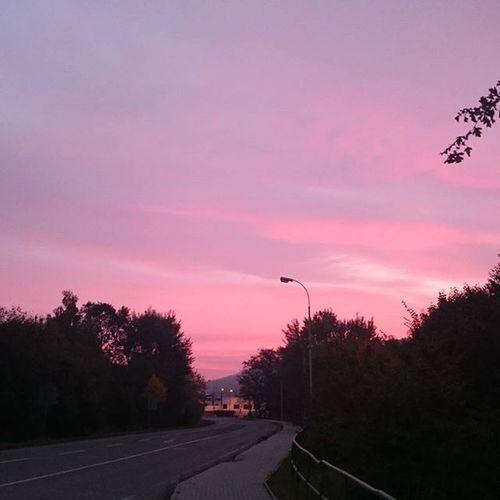 Sunrise Beautiful Nofilter Sky pink magical morning loveit
