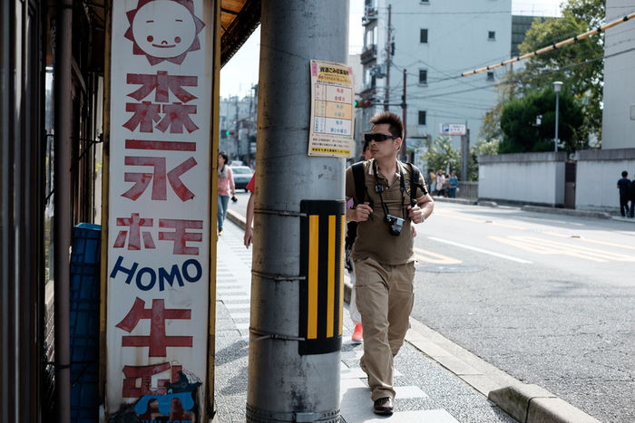 Fujifilm Fujifilm X-E2 Fujifilm_xseries Japan Kyoto Street Streetphotography 京都 京都旅行 人力車 八咫烏