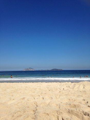 Rio De Janeiro Beach Sea Sand Water Nature Brazilian Gallery