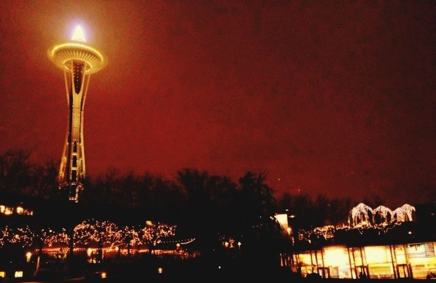 City lights Just A Little Brighter Seattle isn't this lovely! Enjoying Life Beautiful