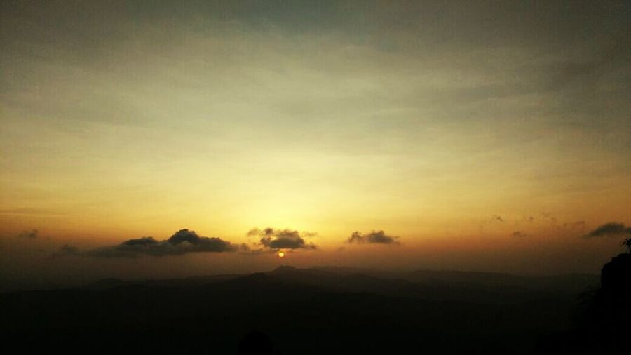 Cloud - Sky The Great Outdoors - 2016 EyeEm Awards Sihagad Pune City