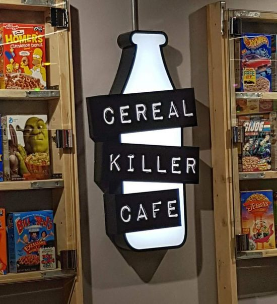 Retail  Birmingham City Centre Cerealkiller Cerealkillercafe Favourite Places Birminghambullring Eat Eat And Eat Eating Breakfast Eating Birminghamcitycentre