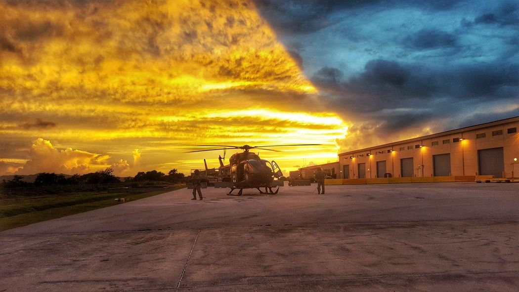 The sky was unreal tonight GuamArmy National Guard Army Aviation Lakota Aviation Aviation Sunset Night Flights Lucky We Live Guam GUdlife Guam ANG Where America's Day Begins Guam Guamskies Aviationphotography Aviationlovers Aviationporn Aviationdaily Aviation Love