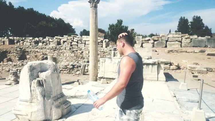 Eyeem Ephesus - Turkey Ephesus Hot Day