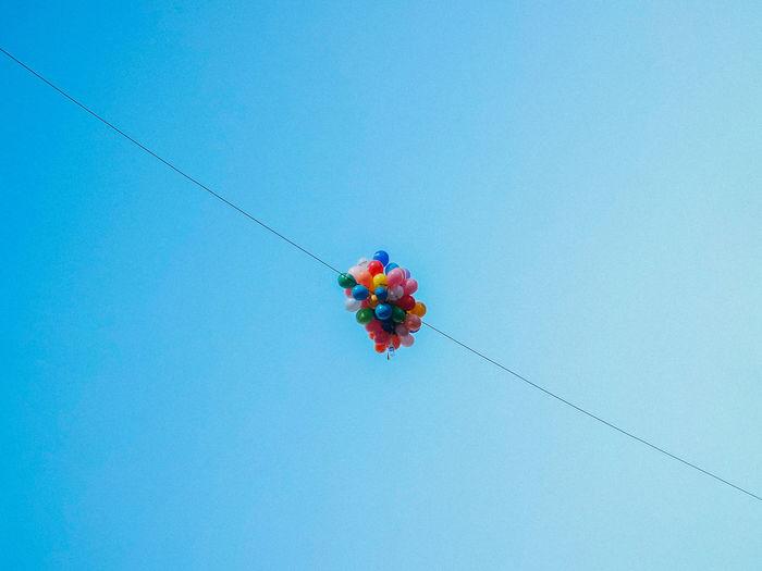 Baloons Blue