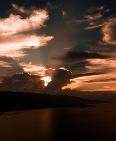best sunset Samosir Island  INDONESIA Outdoor Photography Sunset_collection Sun Sky Nature_collection Landscape No People
