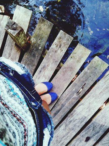 Celestun Short Blue