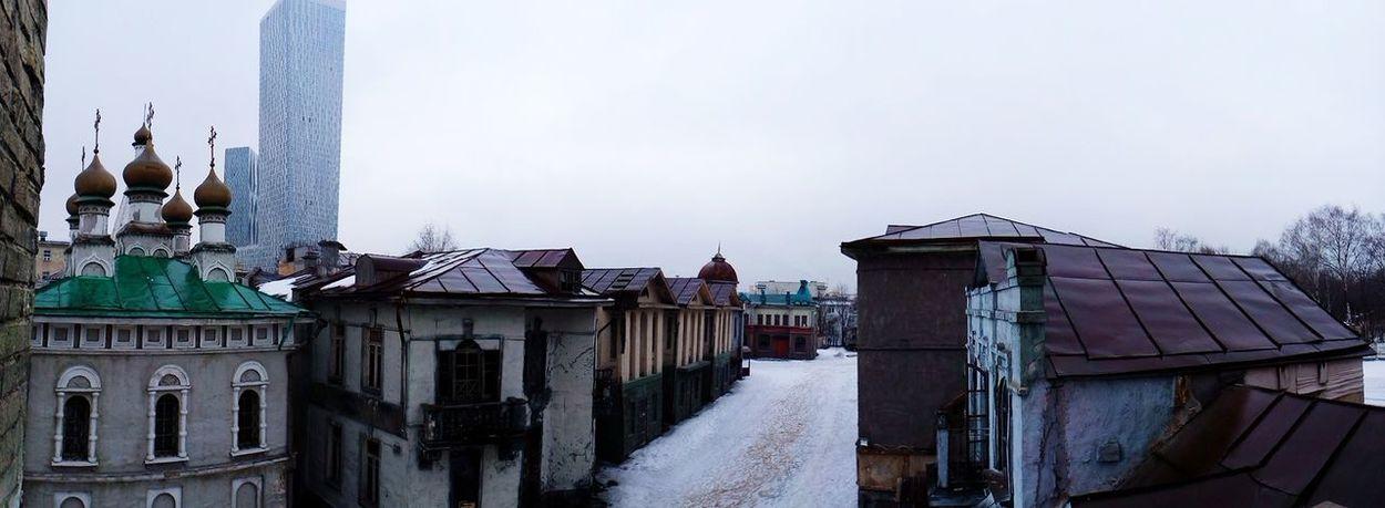 В Старый Город без спроса врывается суровая девелоперская реальность: Oldcity Urbex